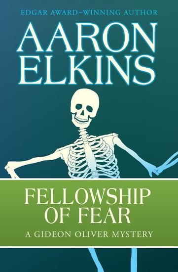 Fellowship of Fear - cover