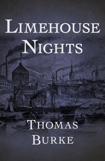 Limehouse Nights - cover