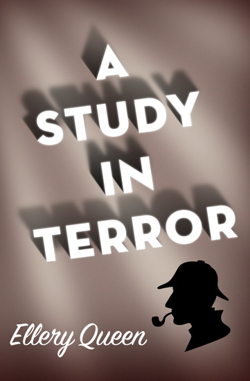 A Study in Terror - cover