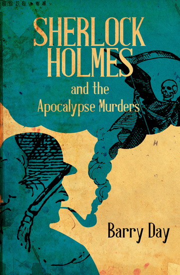 Sherlock Holmes and the Apocalypse Murders - cover