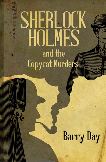 Sherlock Holmes and the Copycat Murders - cover