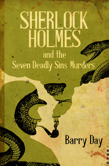 Sherlock Holmes and the Seven Deadly Sins Murders - cover