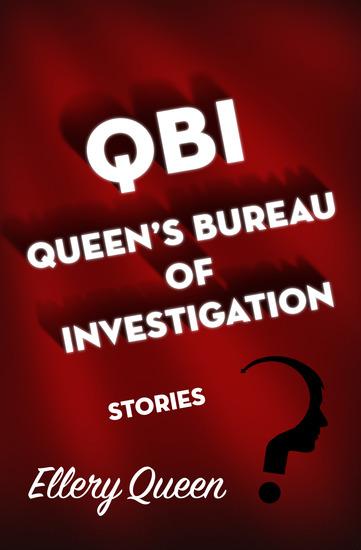 QBI - Queen's Bureau of Investigation - cover