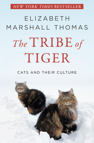 The Tribe of Tiger - Cats and Their Culture - cover