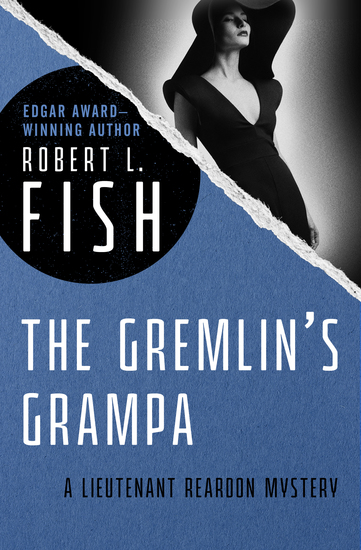 The Gremlin's Grampa - cover