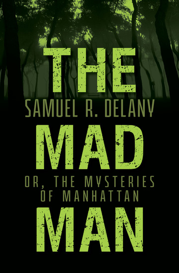 The Mad Man - Or The Mysteries of Manhattan - cover