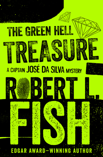 The Green Hell Treasure - cover