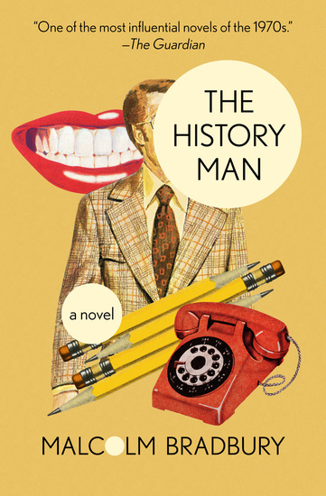 The History Man - A Novel - cover