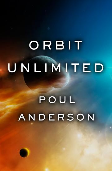 Orbit Unlimited - cover