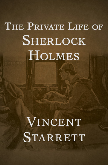 The Private Life of Sherlock Holmes - cover