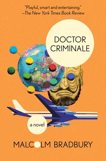 Doctor Criminale - A Novel - cover