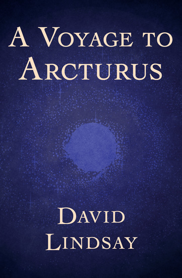 A Voyage to Arcturus - cover