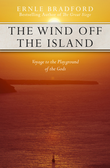 The Wind Off the Island - cover