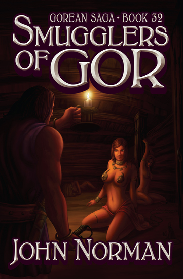Smugglers of Gor - cover