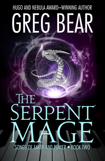 The Serpent Mage - cover