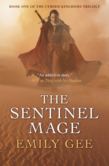 The Sentinel Mage - cover