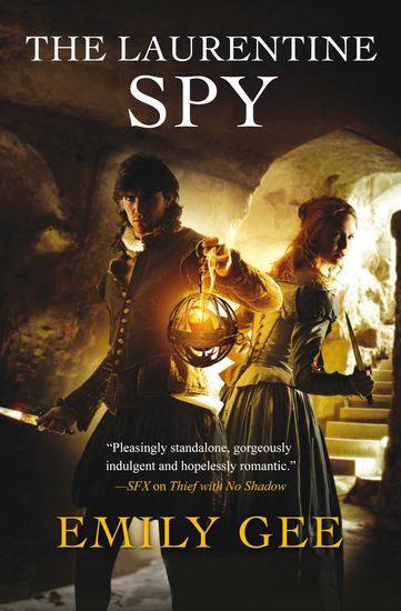 The Laurentine Spy - cover