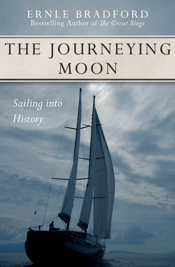 The Journeying Moon - Sailing into History - cover