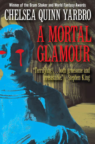A Mortal Glamour - cover