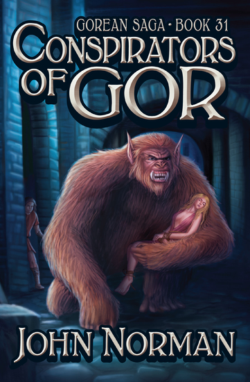 Conspirators of Gor - cover
