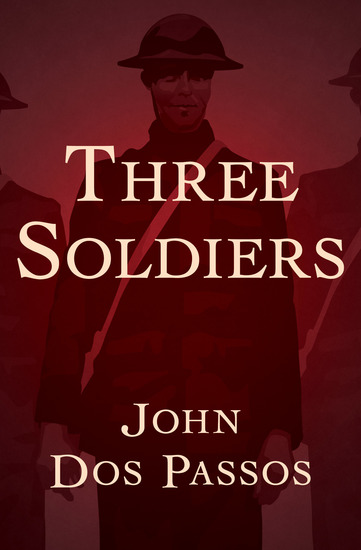 Three Soldiers - cover