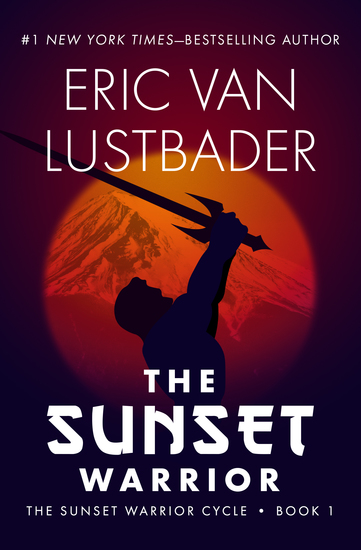 The Sunset Warrior - cover
