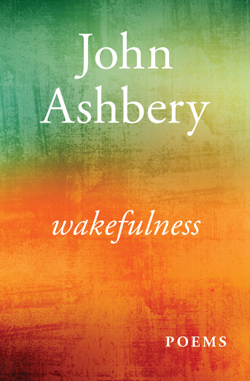 Wakefulness - Poems - cover