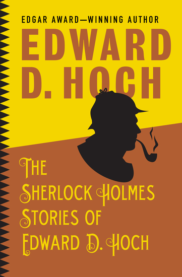 The Sherlock Holmes Stories of Edward D Hoch - cover