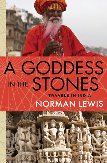 A Goddess in the Stones - Travels in India - cover