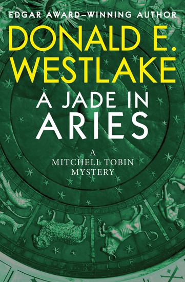 A Jade in Aries - cover