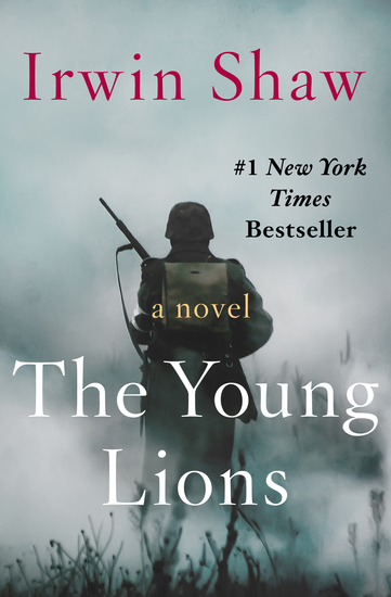 The Young Lions - A Novel - cover