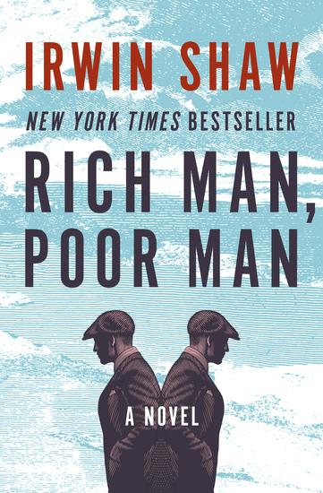 Rich Man Poor Man - A Novel - cover