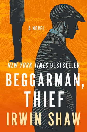 Beggarman Thief - A Novel - cover