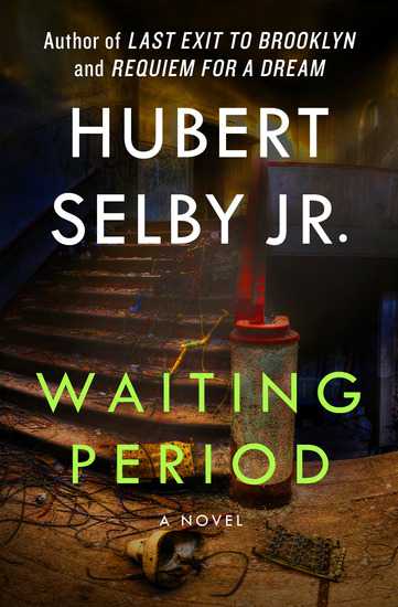 Waiting Period - A Novel - cover