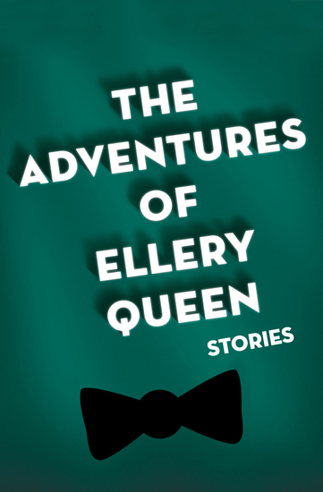 The Adventures of Ellery Queen - cover