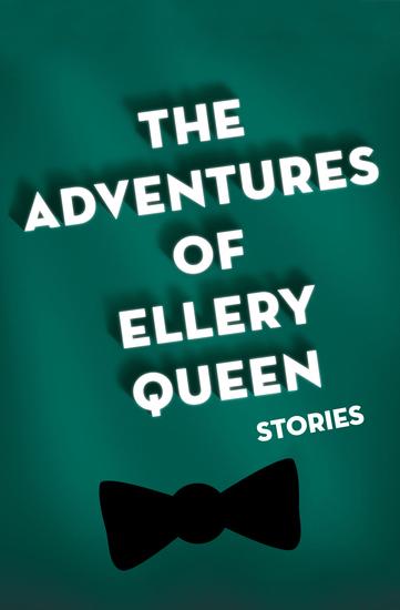 The Adventures of Ellery Queen - cover