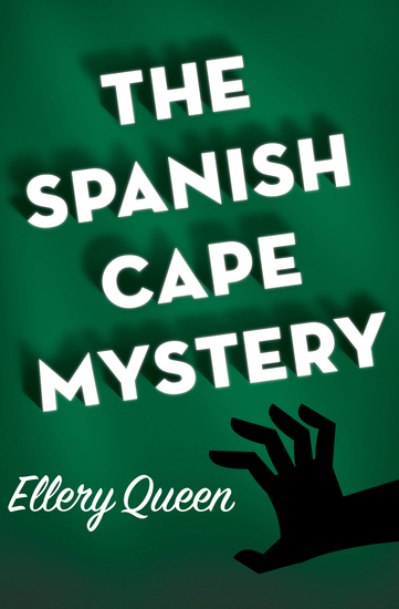 The Spanish Cape Mystery - cover