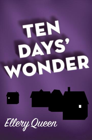 Ten Days' Wonder - cover