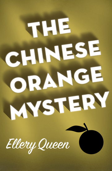 The Chinese Orange Mystery - cover