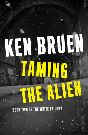 Taming the Alien - cover