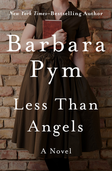 Less Than Angels - A Novel - cover