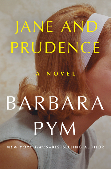Jane and Prudence - A Novel - cover