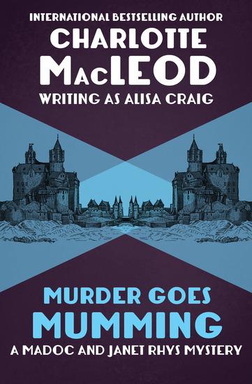Murder Goes Mumming - cover