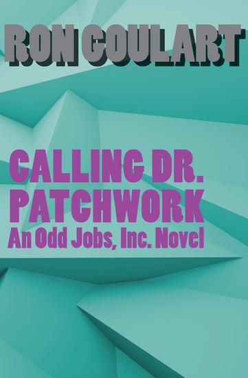 Calling Dr Patchwork - cover