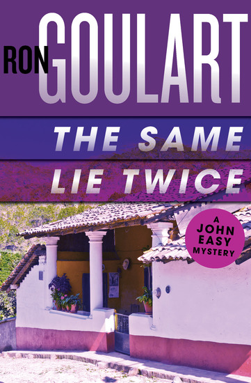 The Same Lie Twice - cover