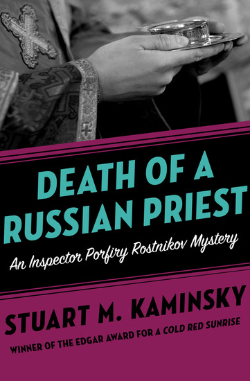 Death of a Russian Priest - cover