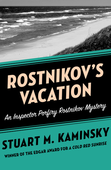 Rostnikov's Vacation - cover