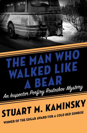 The Man Who Walked Like a Bear - cover