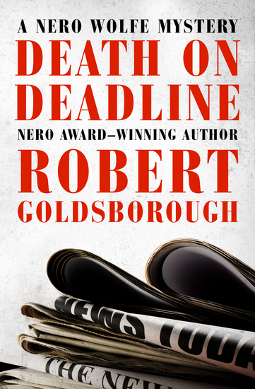 Death on Deadline - cover