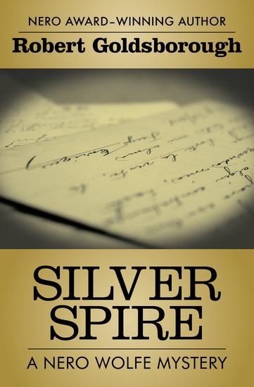 Silver Spire - cover